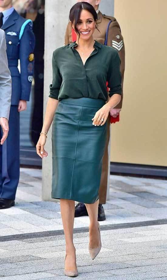 Meghan Markle Work Outfits Fall 2019-7