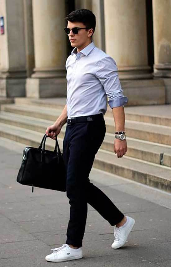 Stylish Business Casual Outfits Men