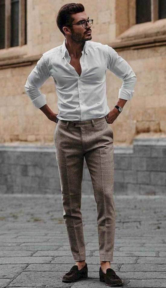 Casual Office Attire Mens