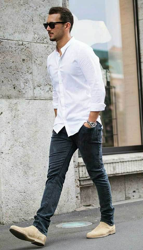 Comfortable Business Casual Outfits Men