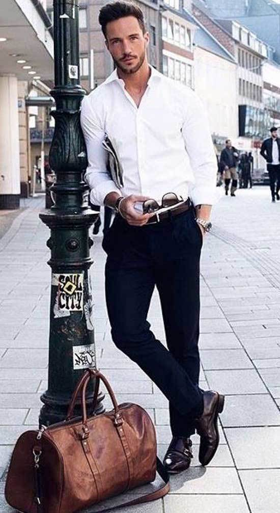 Cool Business Casual Outfits Men