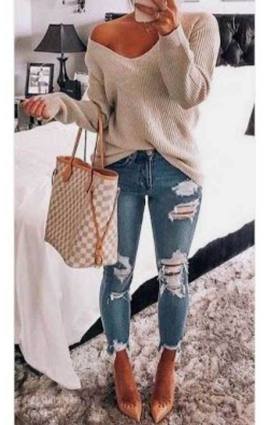 Cute Casual Spring Outfits 2019
