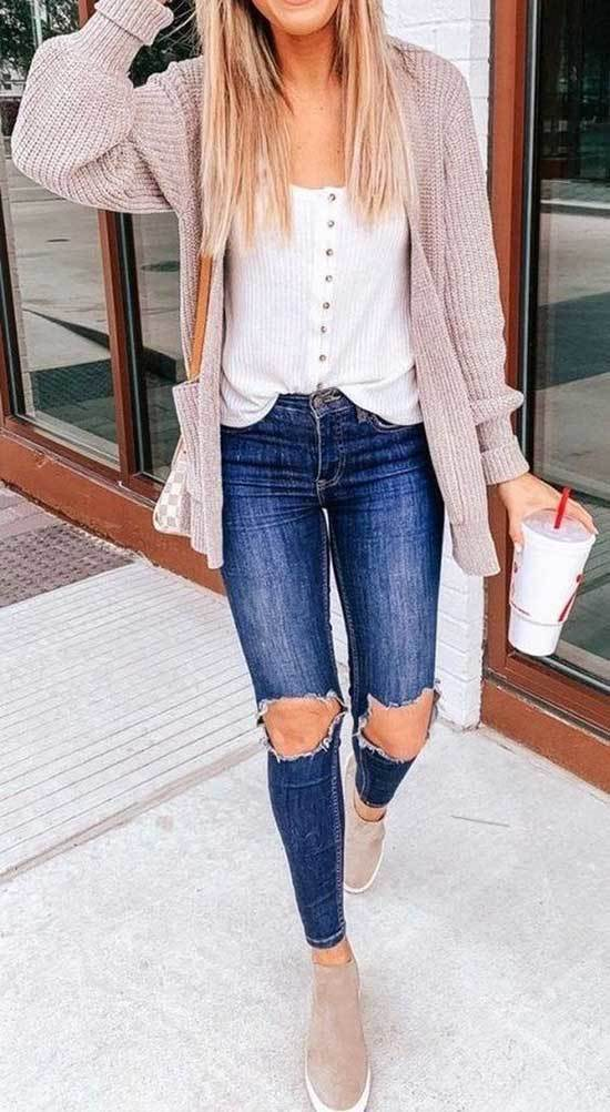 Cute Casual Spring Outfits