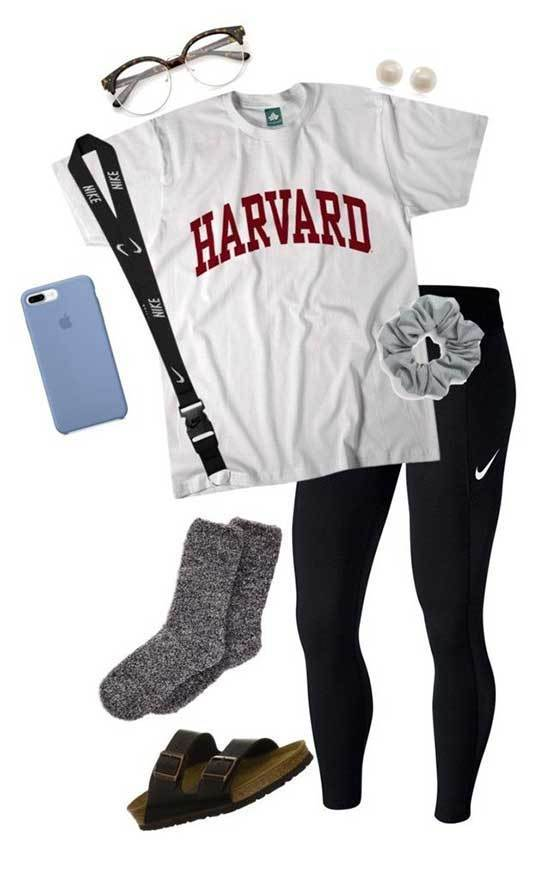 Cute Outfits for School