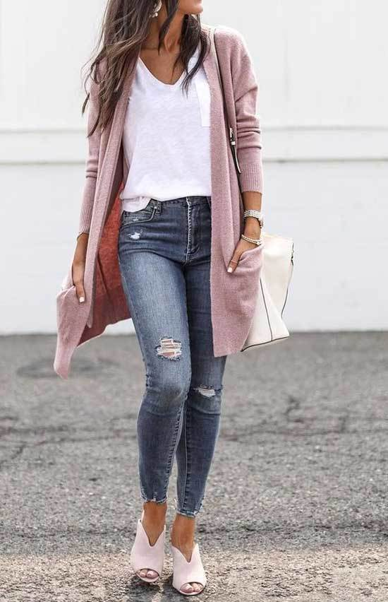 Easy Casual Spring Outfits 2019