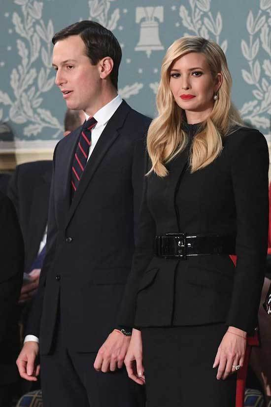 Ivanka Trump All Black Outfits