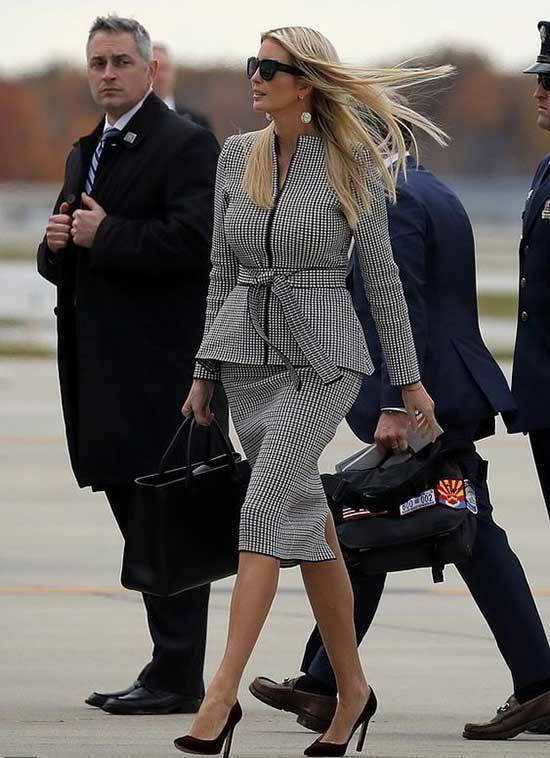 Ivanka Trump Cool Suit Outfits