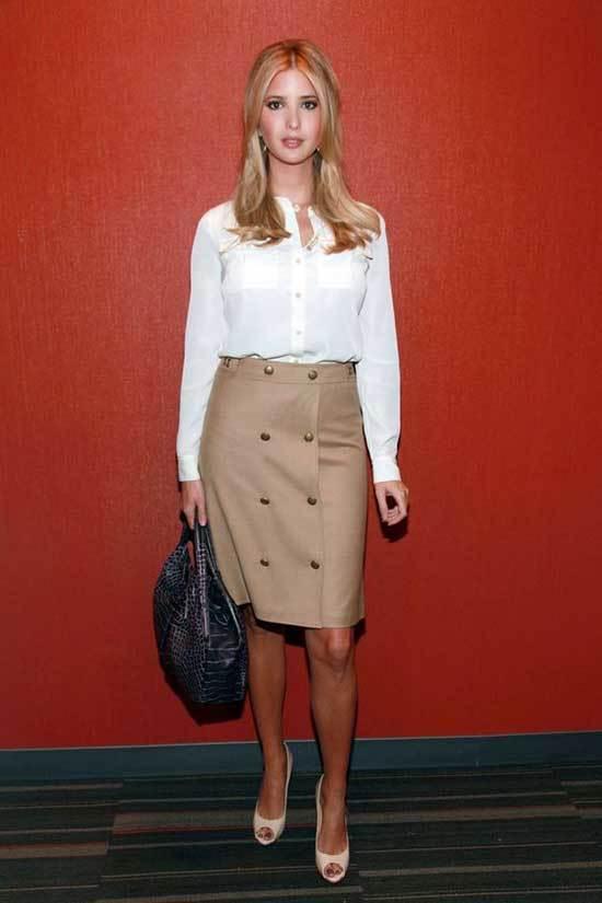 Ivanka Trump Outfits