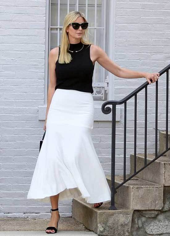 Ivanka Trump Simple Outfit Outfits
