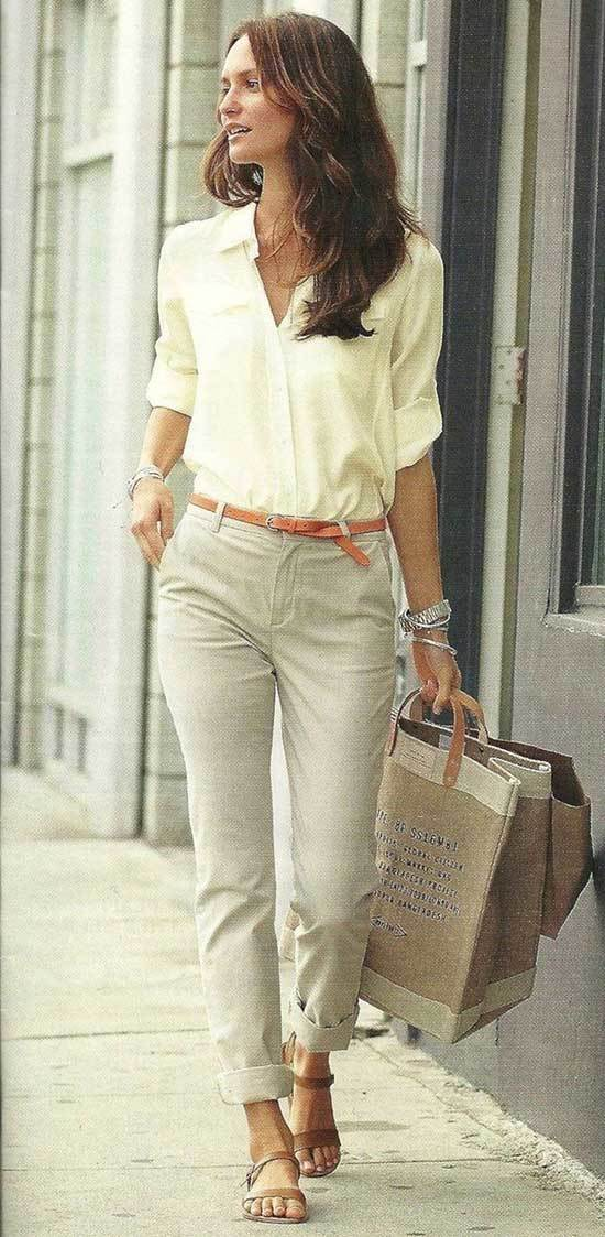 Business Casual Outfits for 40 Year Old Woman
