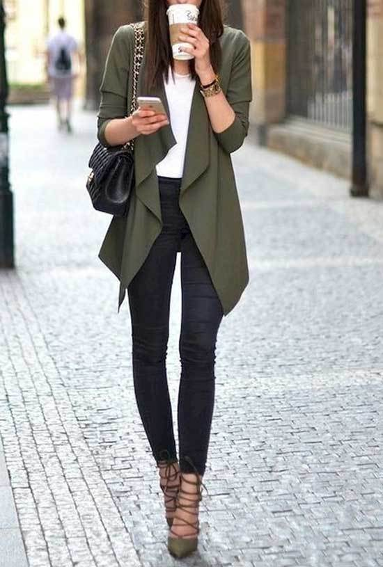20 Casual Work Outfits for Fall to Renew Your Cabinet
