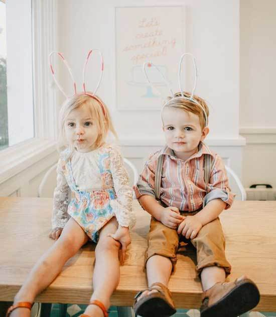 Adorable Kids Easter Outfits