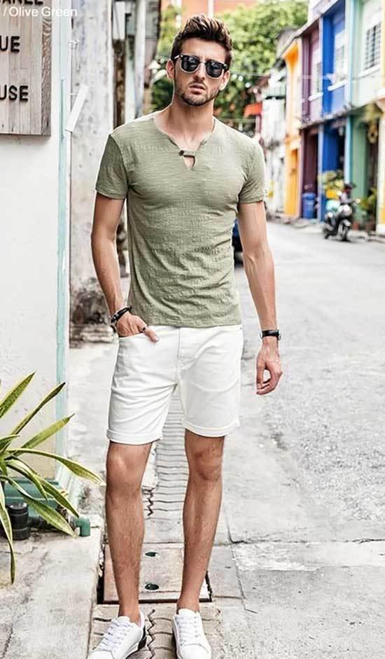 Boho Summer Outfits Men