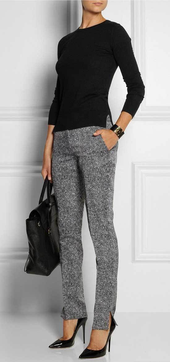 Fall Business Casual Work Outfits