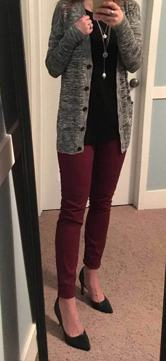 Casual Fall Outfits for Work