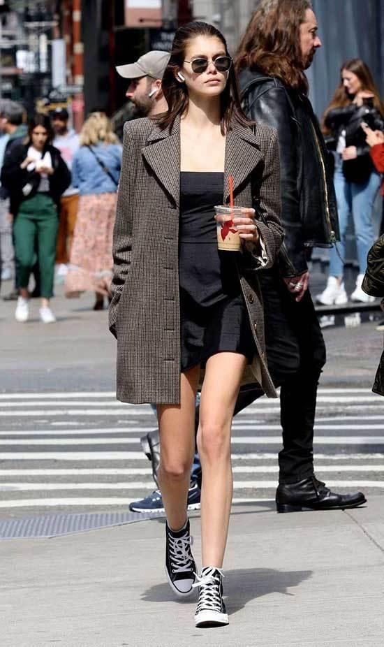 Celebrity Casual Fashion