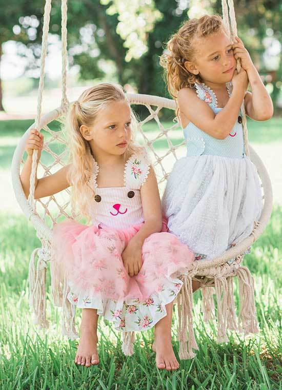 Cute Easter Dresses for Toddlers