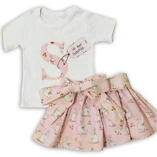 Baby Kids Easter Outfits