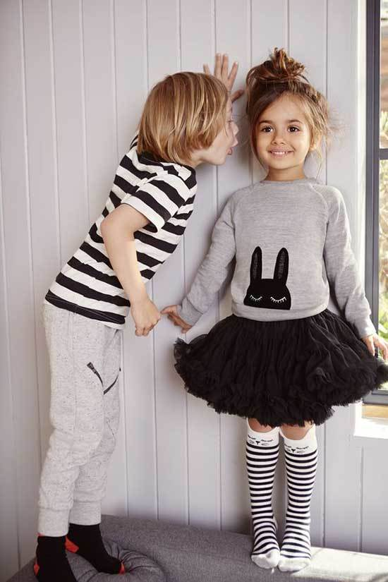 Kids Easter Autumn Outfits