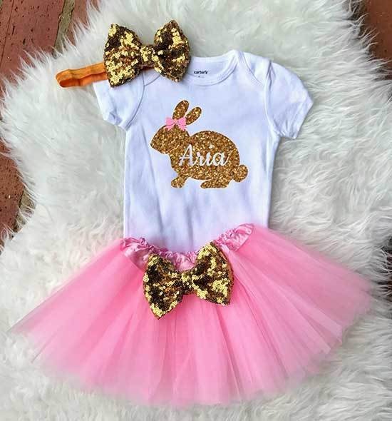 Kids Easter T-Shirt Outfits