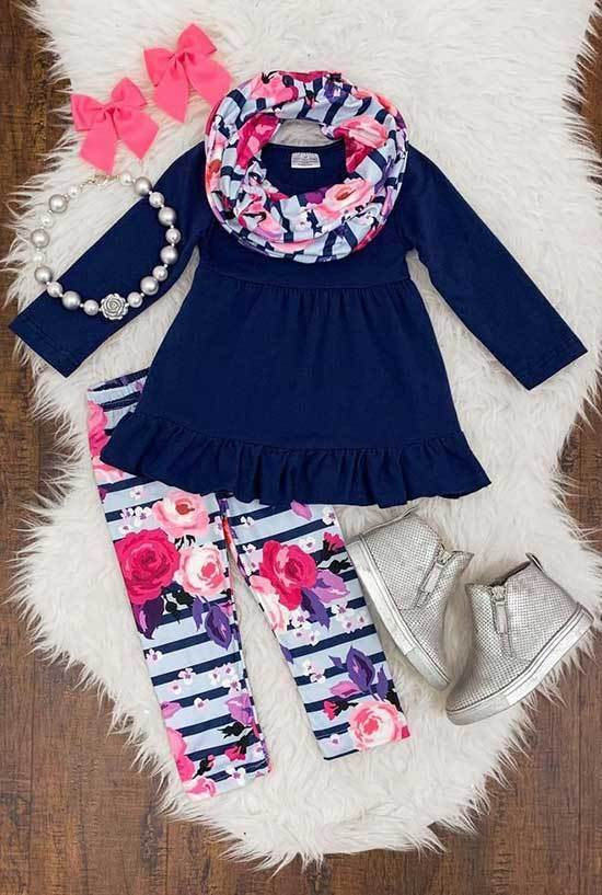 Kids Easter Outfits for Girls