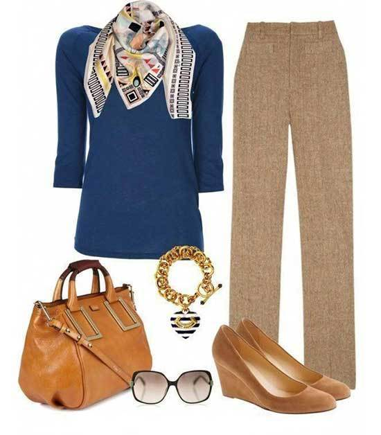 Fall Dressy Outfits for Women Over 50
