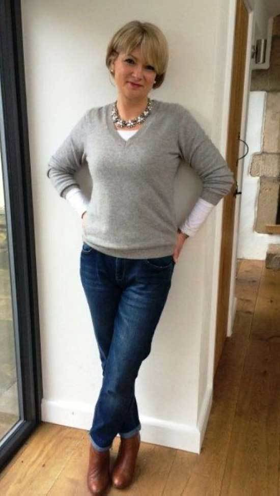 Easy Fall Outfits for Women Over 50