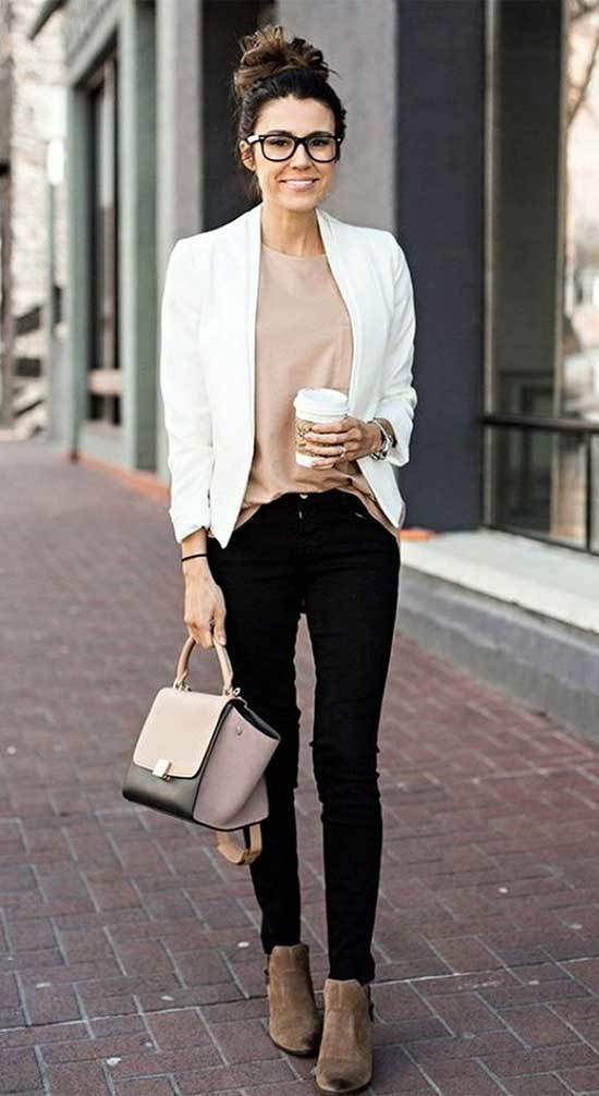 Fall Casual Work Outfits