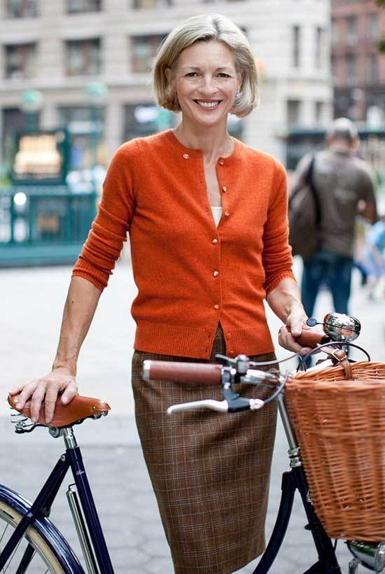 French Fall Outfits for Women Over 50