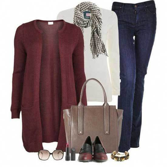 New Fall Outfits for Women Over 50