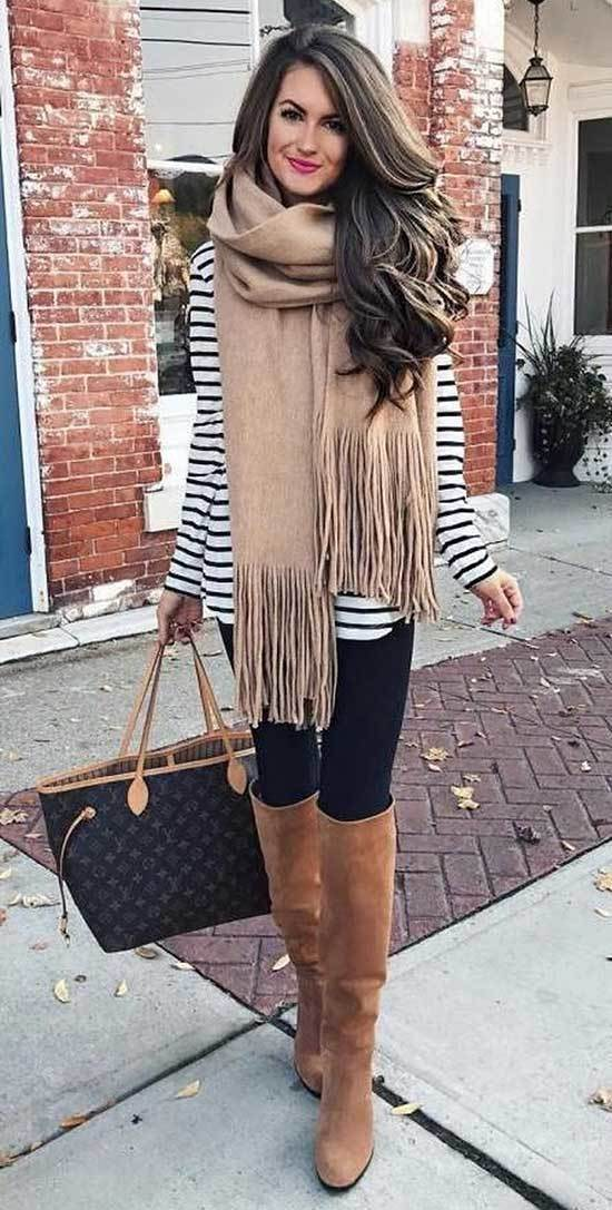 Fall Outfit Ideas for Cold Weather