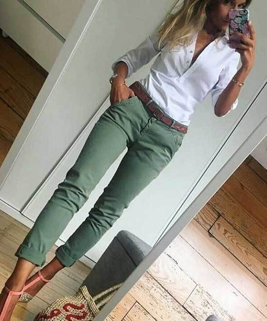 Fall Work Outfit Ideas