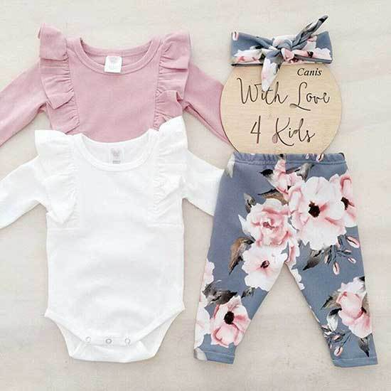 Kids Easter Perfect Outfits