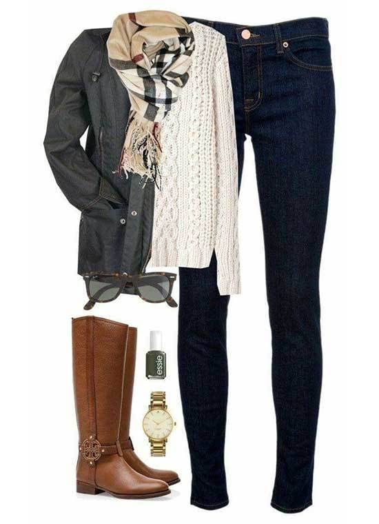 Fall and Winter Outfit Ideas
