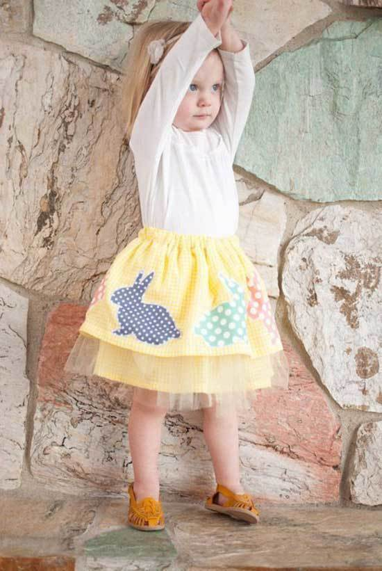 Simple Kids Easter Outfits