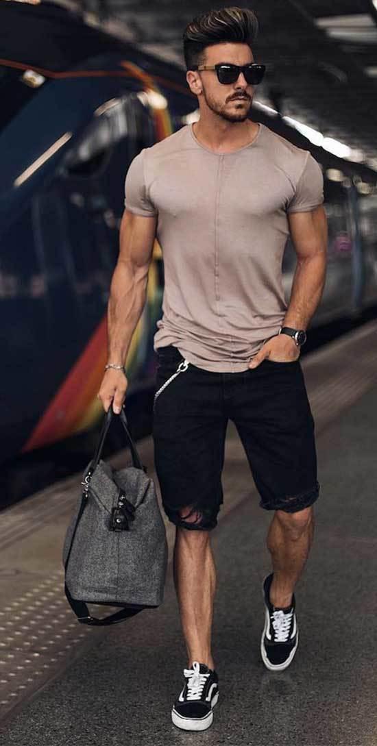 Streetwear Summer Outfits Men