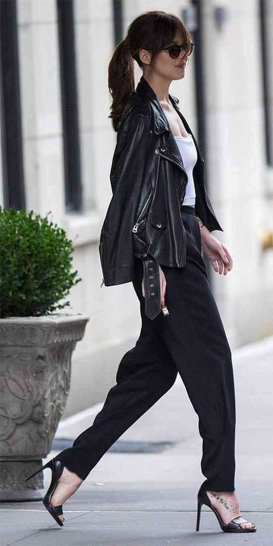 Dakota Johnson Outfits-34