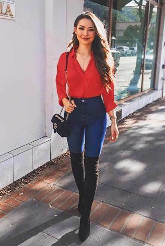 Casual Valentines Day Outfits-7