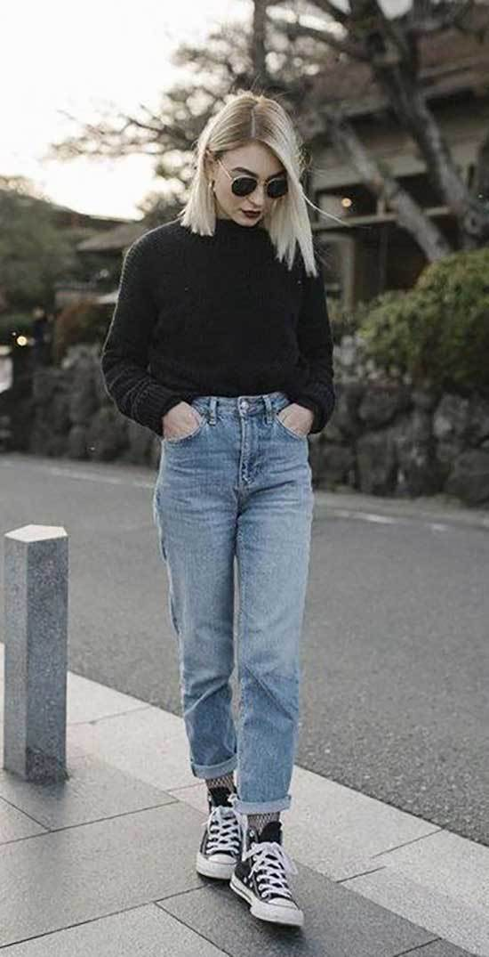 80s Mom Jean Outfits