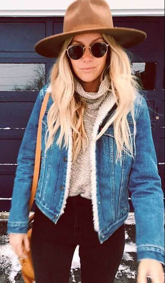 Cute Casual Boho Outfits for Winter