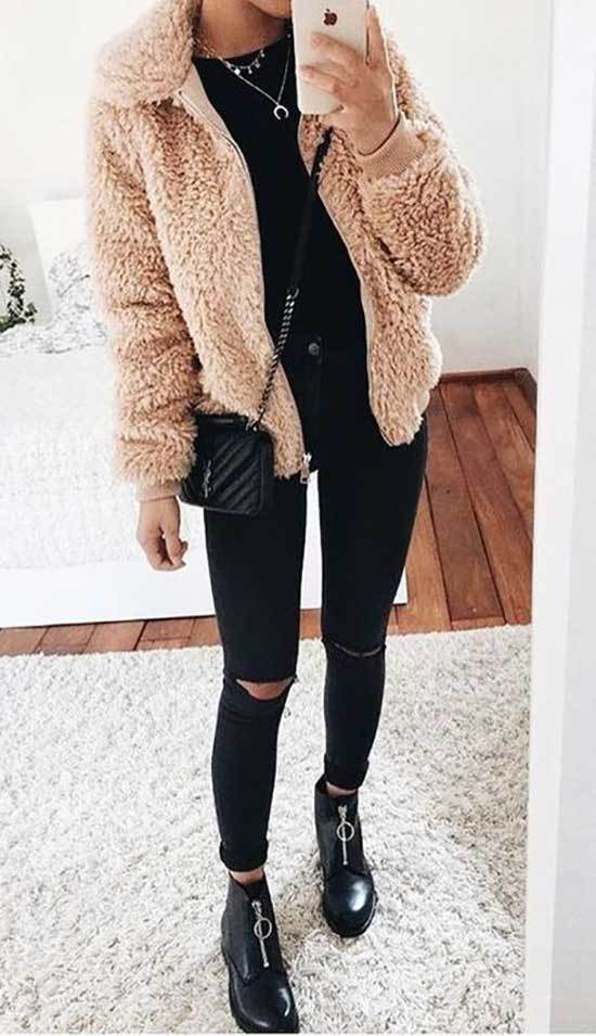 Cute Casual Everyday Outfits for Winter
