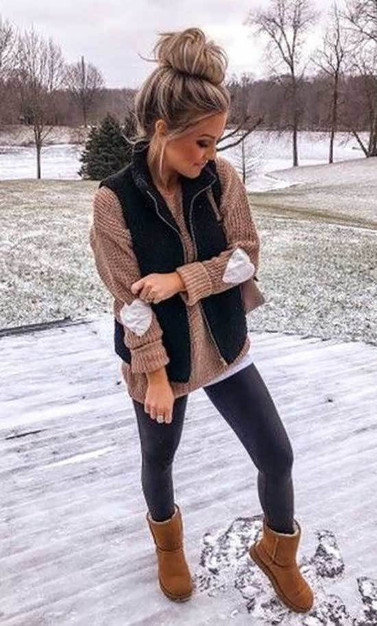 Cute Casual Outfits for Winter 2019