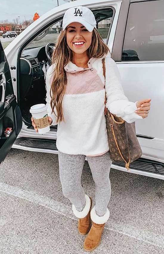 Cute Casual Street Style Outfits for Winter