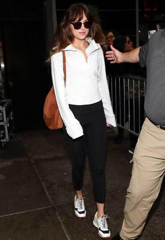 Dakota Johnson Formal Outfits