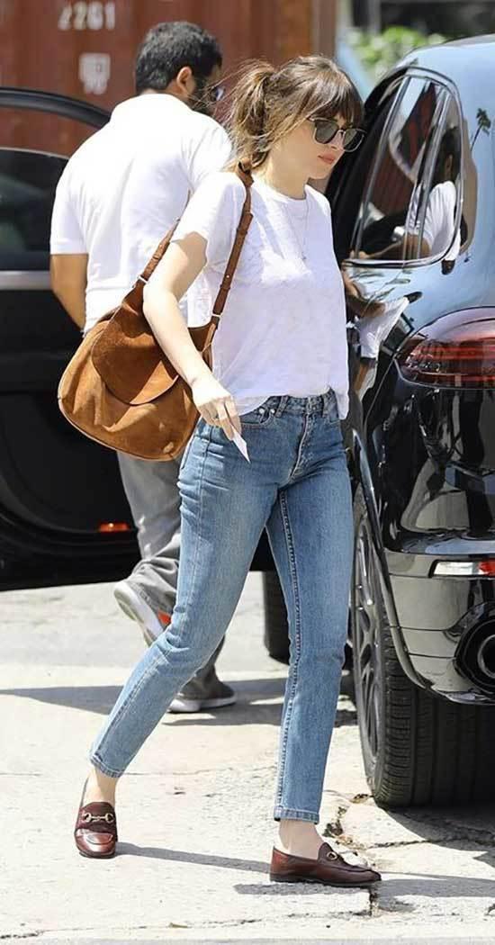 Dakota Johnson Outfits