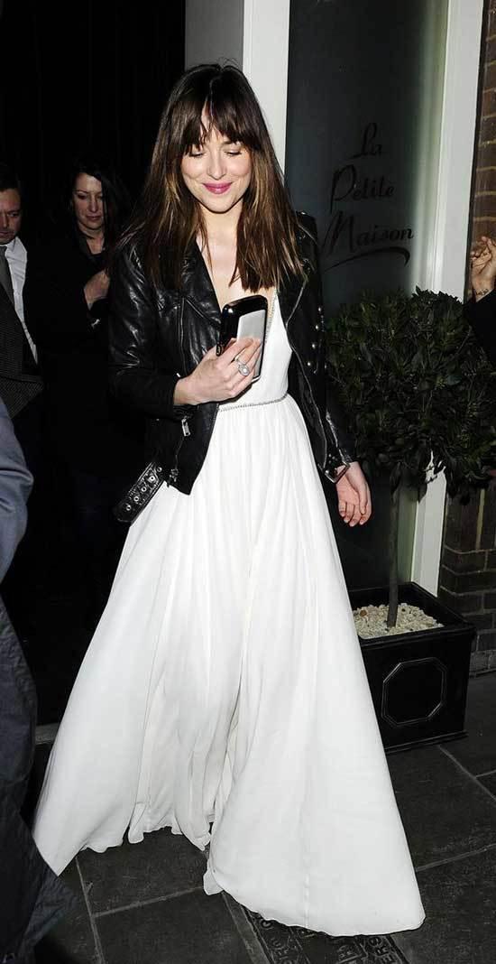Dakota Johnson Dress Outfits
