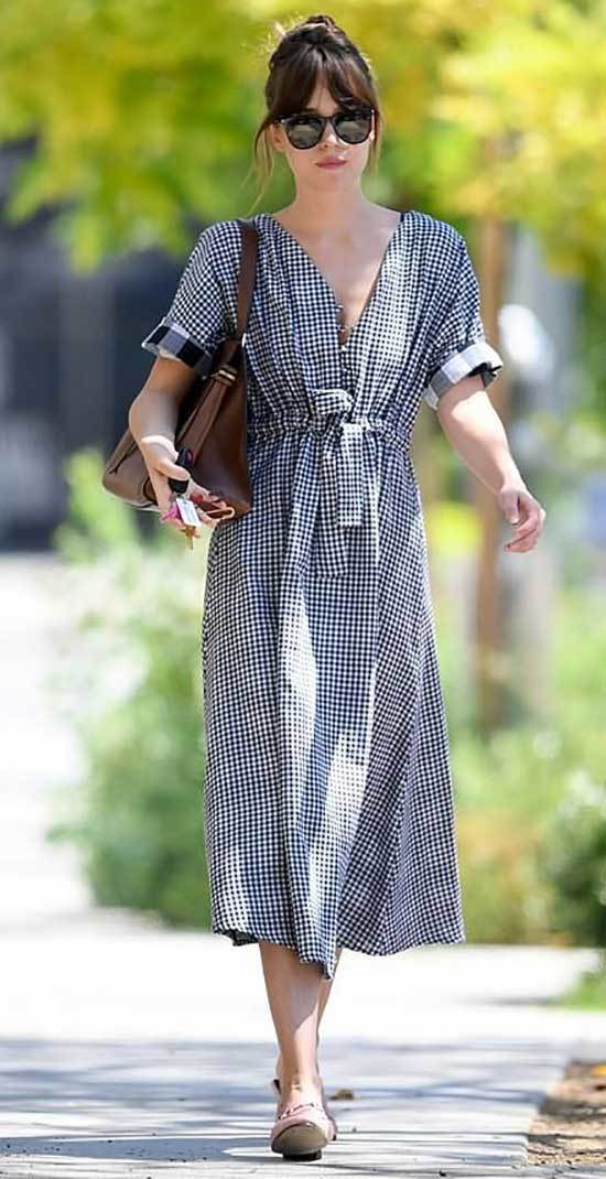 Dakota Johnson Summer Outfits