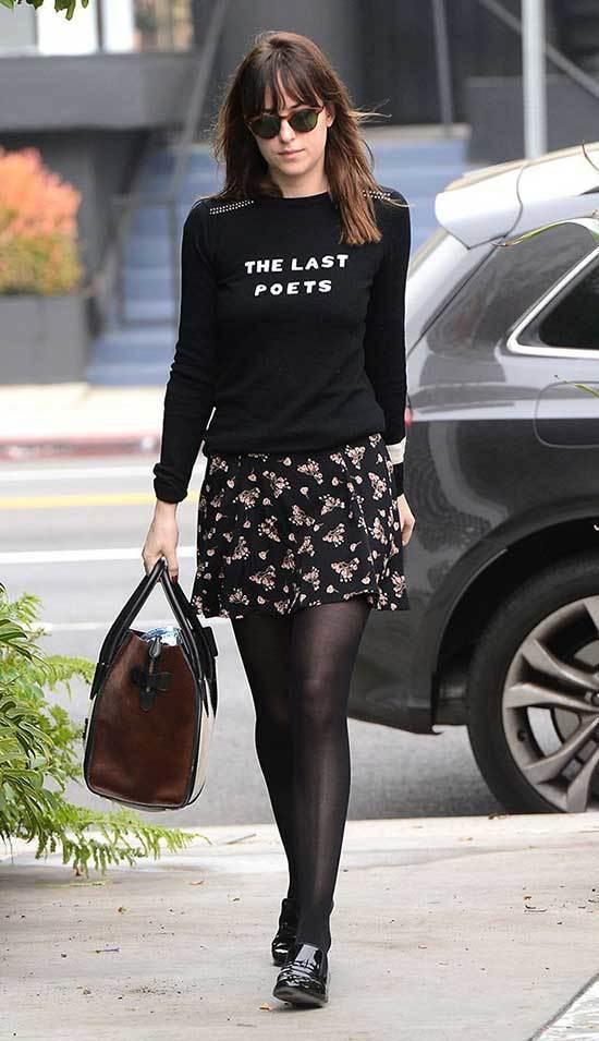 Dakota Johnson Easy Outfits