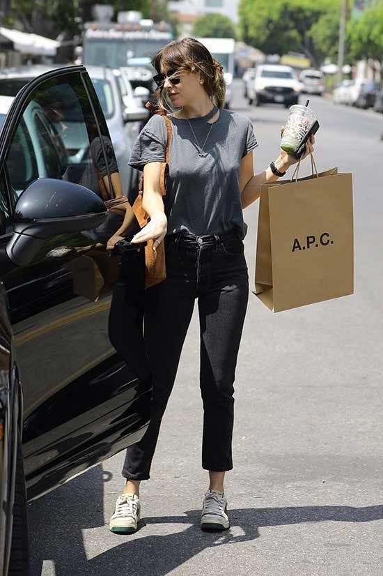 Latest Dakota Johnson Outfits