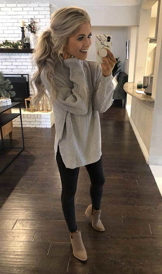 Cute Casual Trend Outfits for Winter